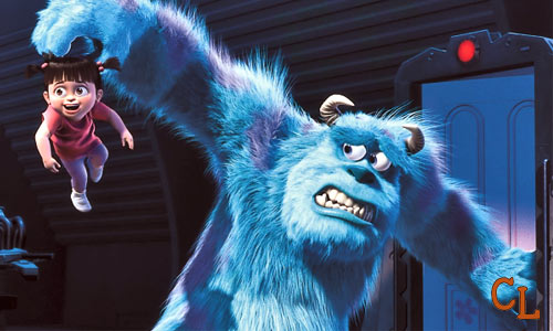 peliculas infantiles monsters inc